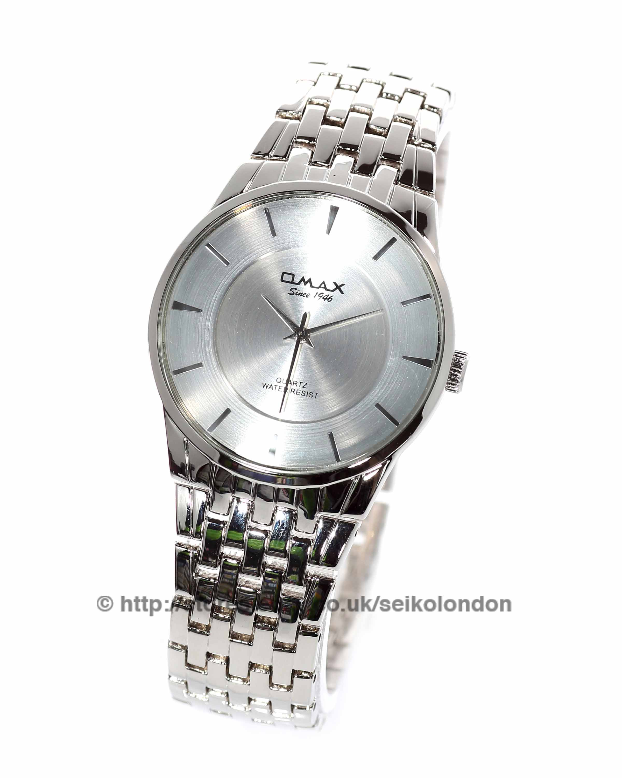 product dial stainless main case menu silver watches pattern no black white strap